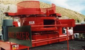 Concasor cu impact cu ax vertical tip Oresizer - VSI