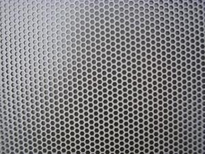 Placi perforate cu gauri rotunde, patrate sau dreptunghiulare