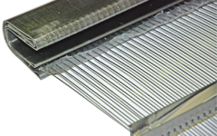 Sita impletita din sarma cu profil rotund sau cu ochiuri lungi (piano wire)