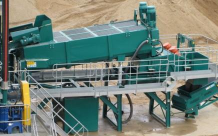 Spalatoare agregate (Log washer)